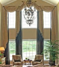 Light Filtering Curtain Panels by How To Decorate With Two Story Curtains My Decorating Tips
