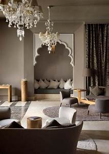L U0026 39 Am U00e9nagement D U0026 39 Un Salon Marocain Moderne