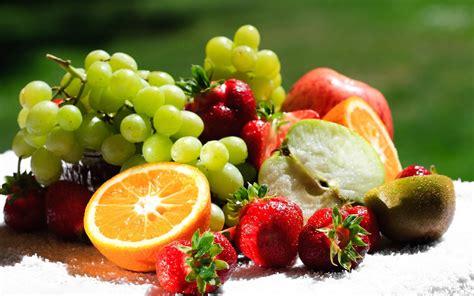 Beautiful Fresh Fruits Together
