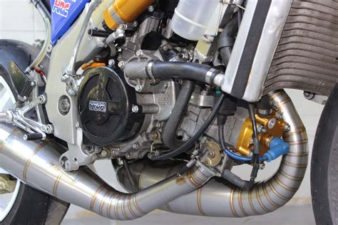 Radiator Rr by Is This What A Modern Honda Nsr250r Would Look Like