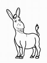 Coloring Shrek Pages Donkey Printable Drawing Tail Funny Animal Cartoon Bestcoloringpagesforkids Printables Letter Getdrawings Fun Read Getcolorings Printablee sketch template