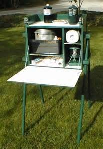 Coleman Camping Table With Sink by Diy Designs Included Camp Kitchen Box Or Chuck Box