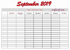 Monthly Calendar November 2020 Printable Printable 2019 Calendar By Week Calendar Template Printable