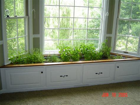 Indoor Herb Pots Window Box by Indoor Window Box Search Plant Stands
