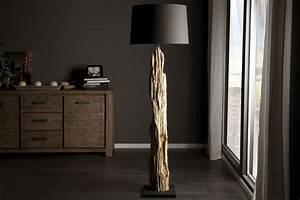 Luminaire En Bois Flotté : les concepteurs artistiques luminaire en bois design ~ Teatrodelosmanantiales.com Idées de Décoration