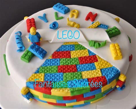 cuisine sans gluten gâteau 3d lego lego birthday cake paperblog