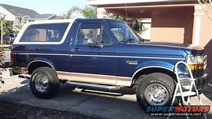 My 94 Bronco Endless Restoration And Build