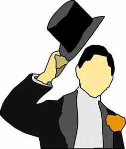 Greeting With Hat Clip Art at Clker.com - vector clip art ...