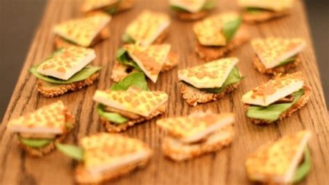 freezable canapes are you avin a giraffe canapé recipes food uk