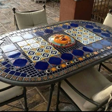 mexican tile coffee table 104 best images about mexican talavera on pinterest