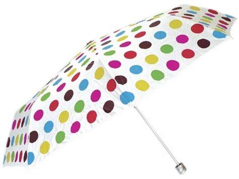 polka dot umbrellas rainwear