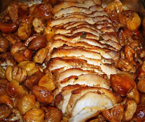 cuisine filet mignon de porc filet mignon de porc aux châtaignes cuisine portugaise