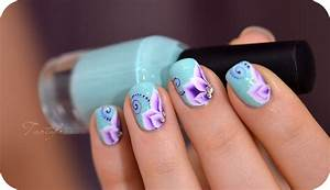 Ongle En Gel Court : photo ongles nail art ~ Melissatoandfro.com Idées de Décoration