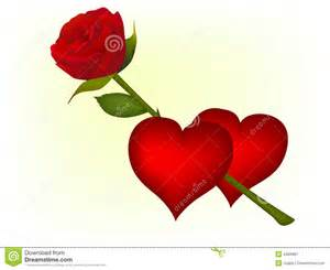 Heart and Rose Red