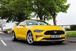 Ford Mustang Convertible (from 2015) used prices | Parkers