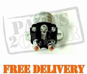 Pajero Shogun Delica L200 Glow Plug Relay 2 5 Td 2 8 Td