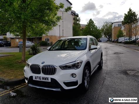 2016 Four Wheel Drive X1 For Sale In United Kingdom