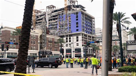 collapse   future hard rock hotel leaves  dead