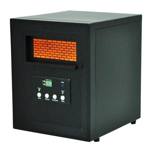 Decor Infrared Electric Stove Medium Room by Lifesmart Pro 4 Element Medium Size Room Infrared
