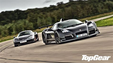 Top Gear Motorcars by Gumpert Apollo Vs Noble M600 Motor Cars Top Gear