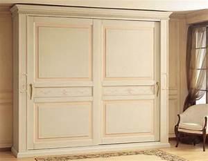 Schiebetüren Für Schrank : luxus schrank mit schiebet ren f r classica stil schlafzimmer idfdesign ~ Eleganceandgraceweddings.com Haus und Dekorationen