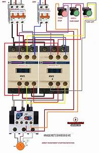 Electrical Diagrams  Direct Investment Starting Rotation