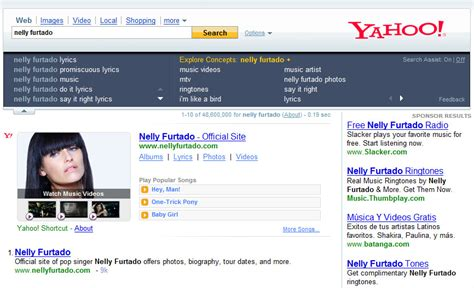 Yahoo Search Images