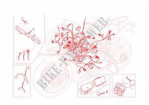 Wiring Harness For Ducati 1199 Panigale S 2012   Ducati
