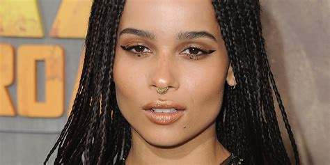 Zoe Kravitz, In Valentino, Shows The Rest Of Us How To