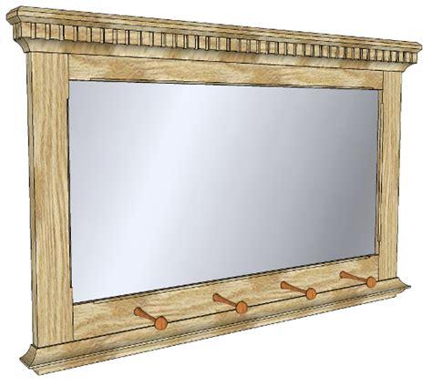 woodworking plans mirror  woodworking