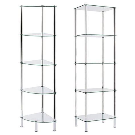 Badezimmer Regal Handtücher badregal edelstahl glas bestseller shop f 252 r m 246 bel und