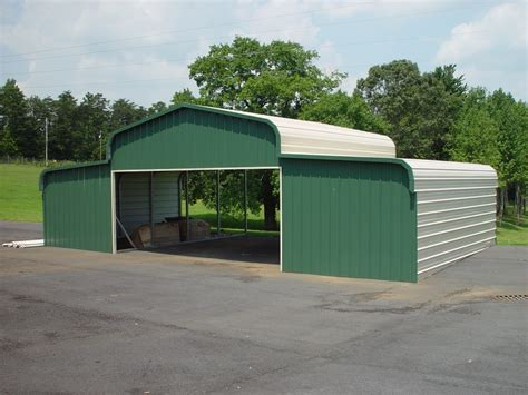 Metal Barns Louisiana  Steel Barns  Barn Prices La