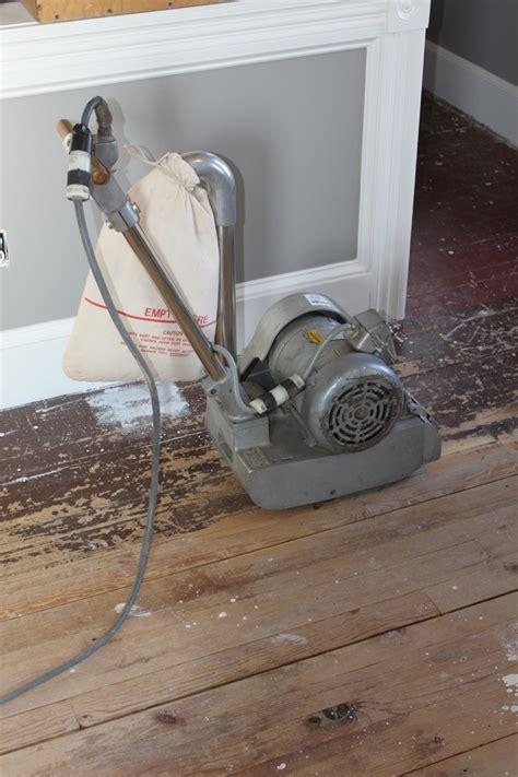 drum floor sander for deck refinishing floors 60 west