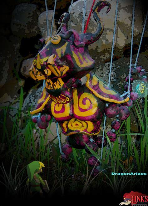 Puppet Ganon From The Legend Of Zelda Wind Waker