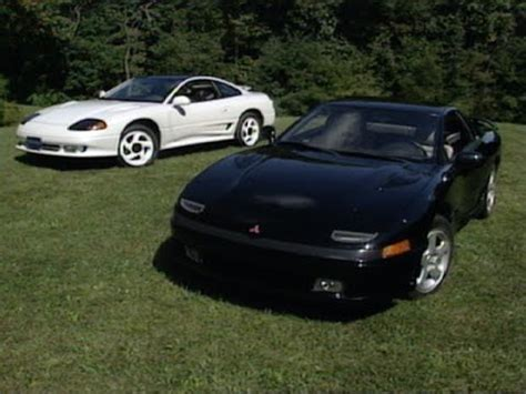 Mitsubishi 3000gt Vr4 Review by 1991 Dodge Stealth Rt Turbo Mitsubishi 3000gt Vr4