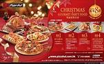 Pizza Hut 聖誕派對美食低至8折預訂優惠 - Get Jetso 著數優惠網