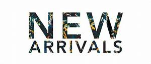 The gallery for --> New Arrivals Banner