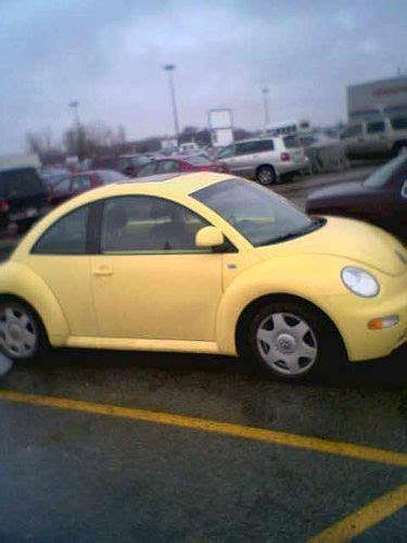 slugbug yellow cars beetles  dream cars