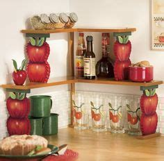 Kitchen Decorating Ideas With Apples by My Country Apple Themed Kitchen On Apples