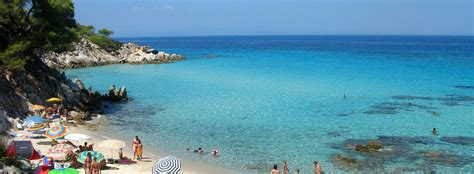 Best Beaches in Halkidiki Greece