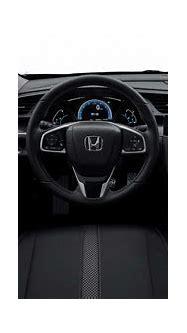 Honda's New Civic interior - DVN