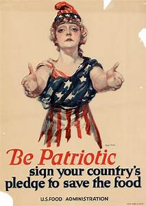 World War I Allied Propaganda Posters