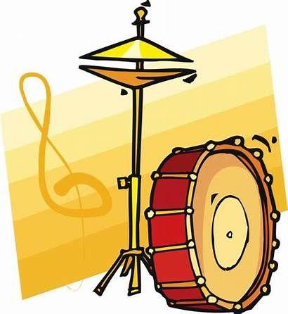 Band Clipart Clip Rock Animated Cliparts Marching