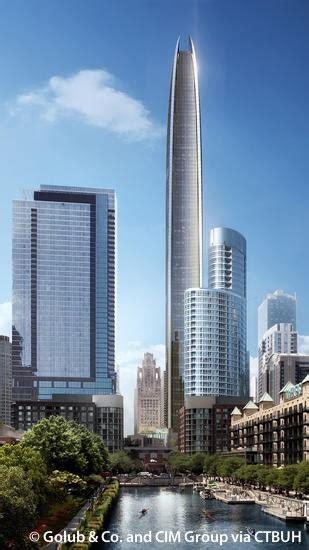 tribune east tower  skyscraper center