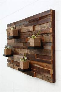 Recycled Wood Pallet Planter Ideas Pallet Ideas