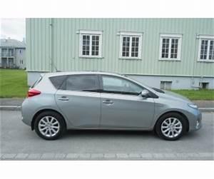 Toyota Occasion Belgique : toyota auris occasion 1 8 hybrid e cvt executive ~ Gottalentnigeria.com Avis de Voitures