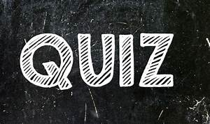 Date for your diaries – Quiz Night on November 19 ...