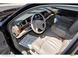 Taupe Interior 2001 Buick Lesabre Custom Photo  50110419