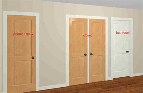 swinging closet doors for bedrooms closet doors in swing out swing or bifold