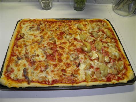 pizza faite maison
